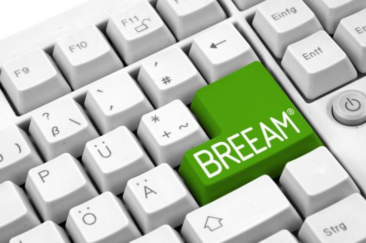BREEAM Keyboard